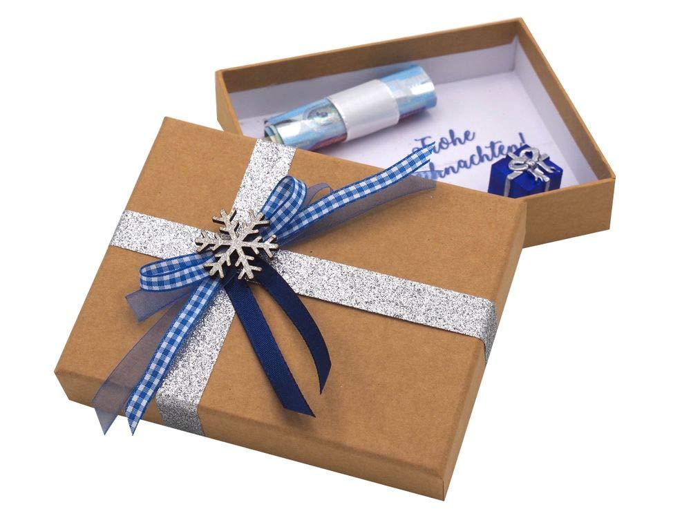 Geschenkideen verpackung gutschein