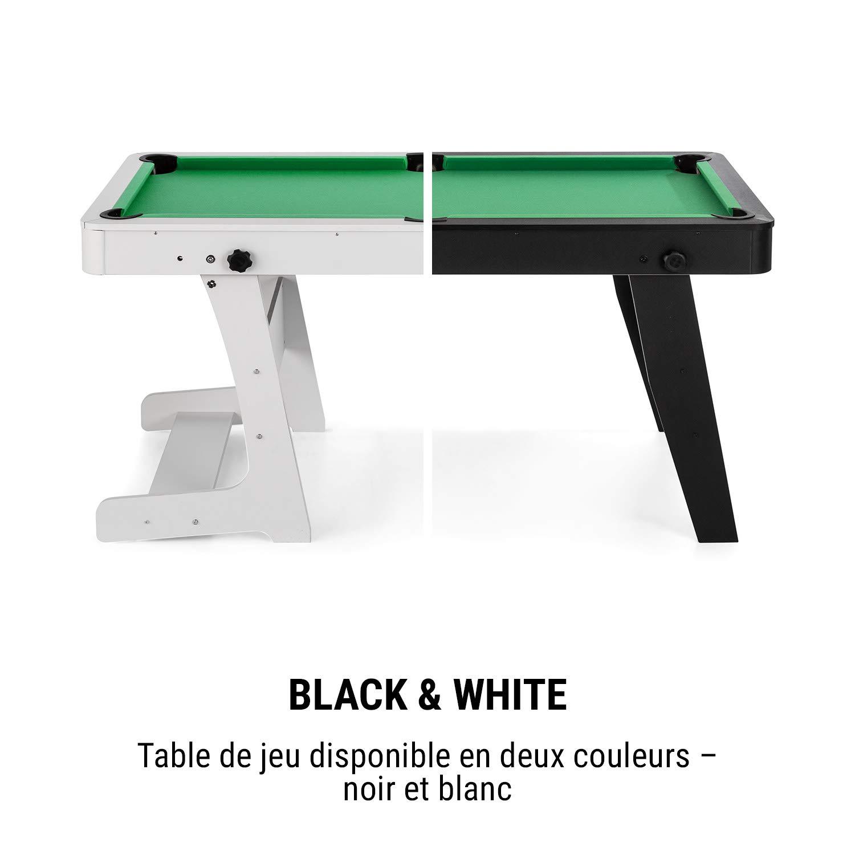 OneConcept Trickshot Table de Billard