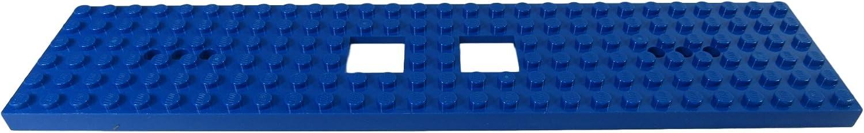 LEGO Train Base Electric RC 6x28 Blue