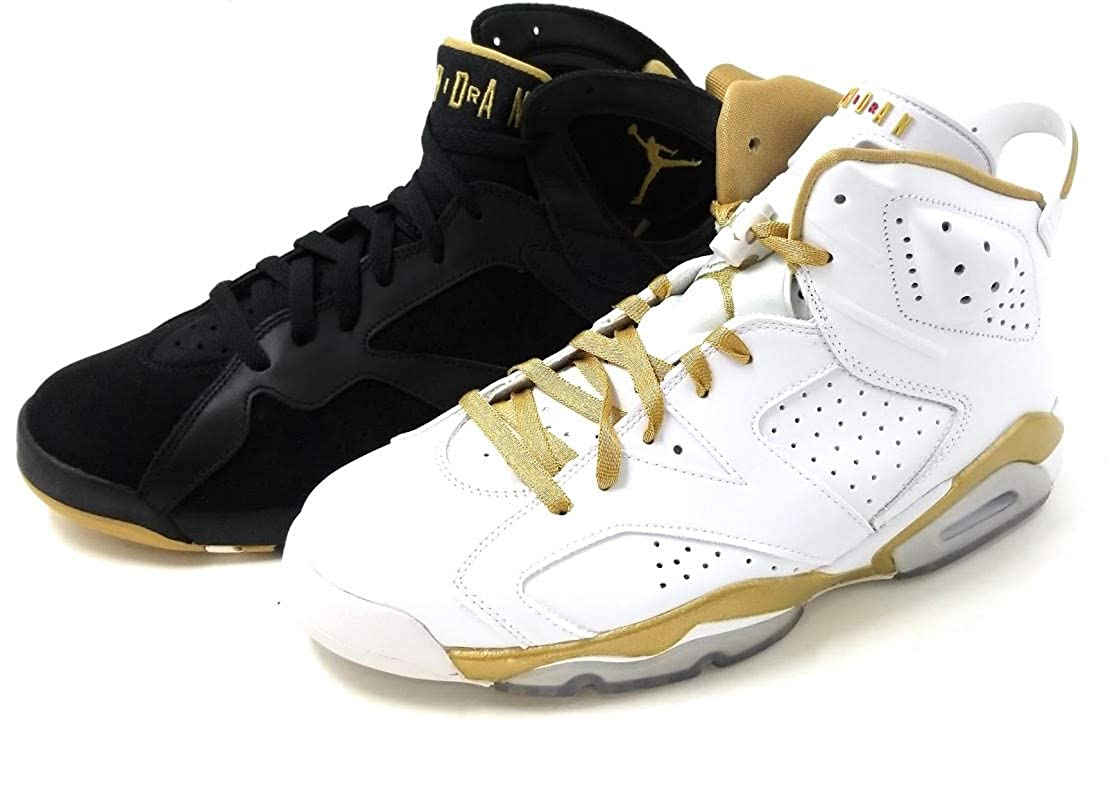 the best attitude 94c9d a69f3 Nike Air Jordan Golden Moment Pack GMP 6/7 VI VII AJ6 AJ7 535357-935