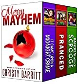 Merry Mayhem: Three Cozy Christmas Novellas