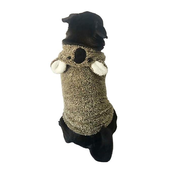 Ropa para Mascotas,Dragon868 Lindo Conejo Pereza Ropa Cachorro Perro Gatos Mascota Transformar Ropa: Amazon.es: Ropa y accesorios