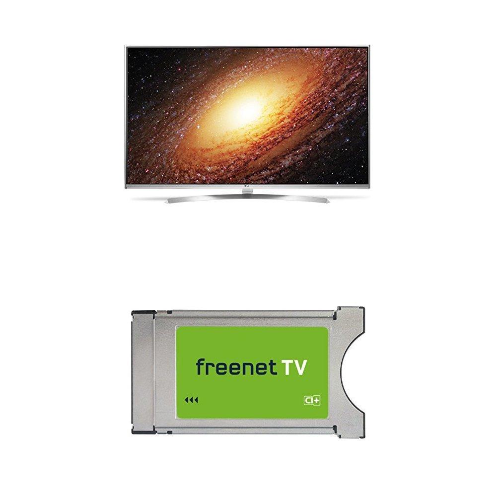 LG 60UH8509 Fernseher + Freenet CI+ Modul: Amazon.de: Heimkino, TV ...