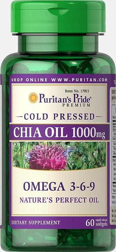 Amazon.com: Puritan s Pride Omega 3 – 6-9 aceite de ...
