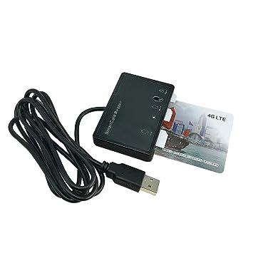 MCR3516 - Lector de contactos 4G, Lector de Tarjetas SIM 4 ...