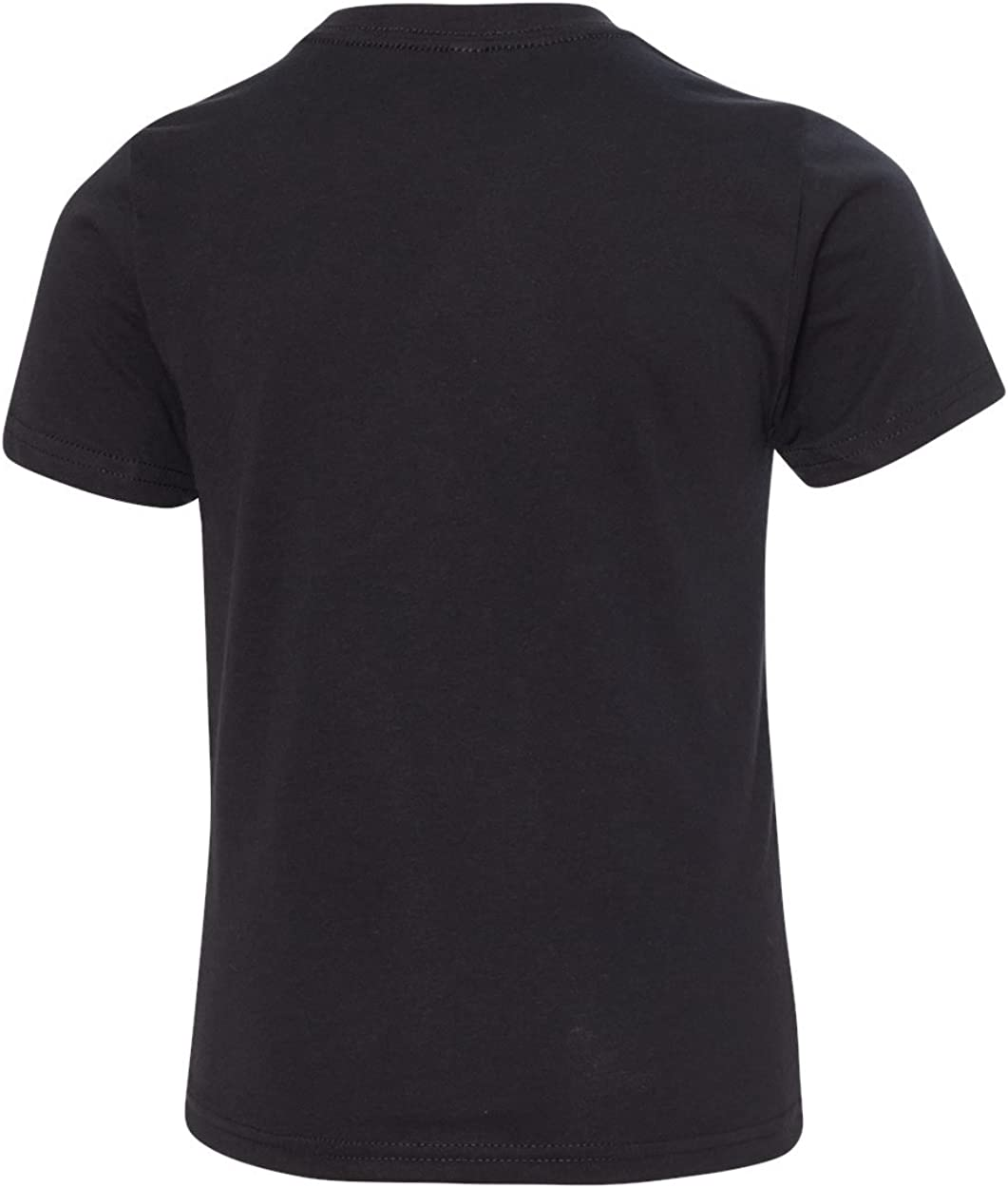 Small Orange Next Level Big Boys Crewneck Shrinkage Gorgeous T-Shirt