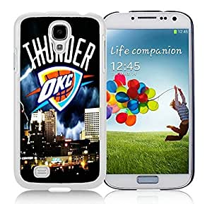 For Samsung Galaxy S4,okc thunder White Samsung Galaxy S4 i9500 Case Online