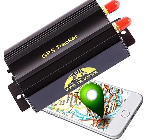 Afterpartz Ovo-103A - Localizador GPS profesional, para coche ...