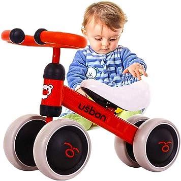 Baby Balance Bike Kids Bicycle for Children Ages 10-24 Months Indoor Outdoor Toddler Walk Bike Kids Push Bike