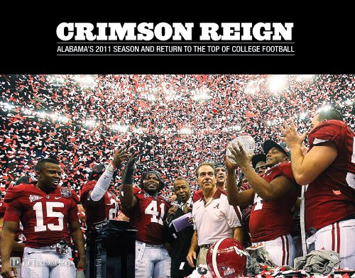 Pediment Top - Crimson Reign: Alabama's 2011 Season and Return to the Top of College Football