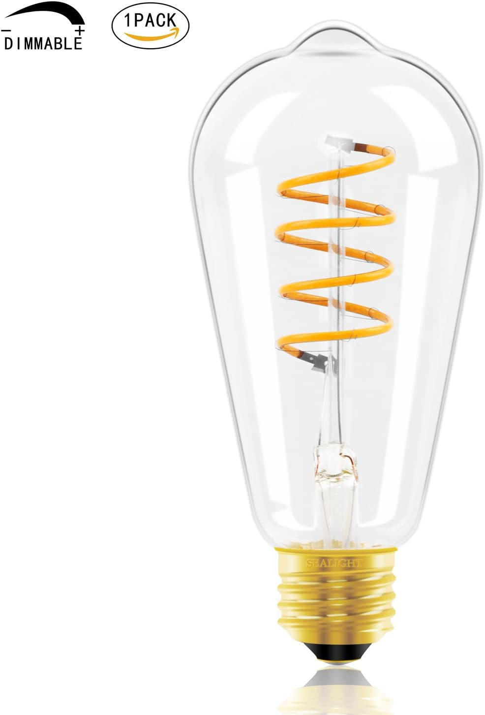qlee R7S LED J118 118mm Dimmable Bulb 30W Day Light 6000k AC120V 3000LM Double J