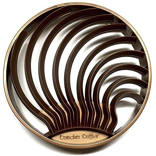 Lattice Cutter Press - Concha Cutter 4 in