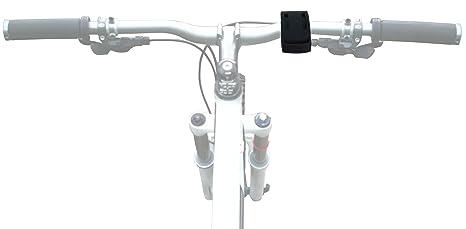 Support vélo/ kit de fixation noir pour Montre Cardio/GPS Multisport Polar M400 HR