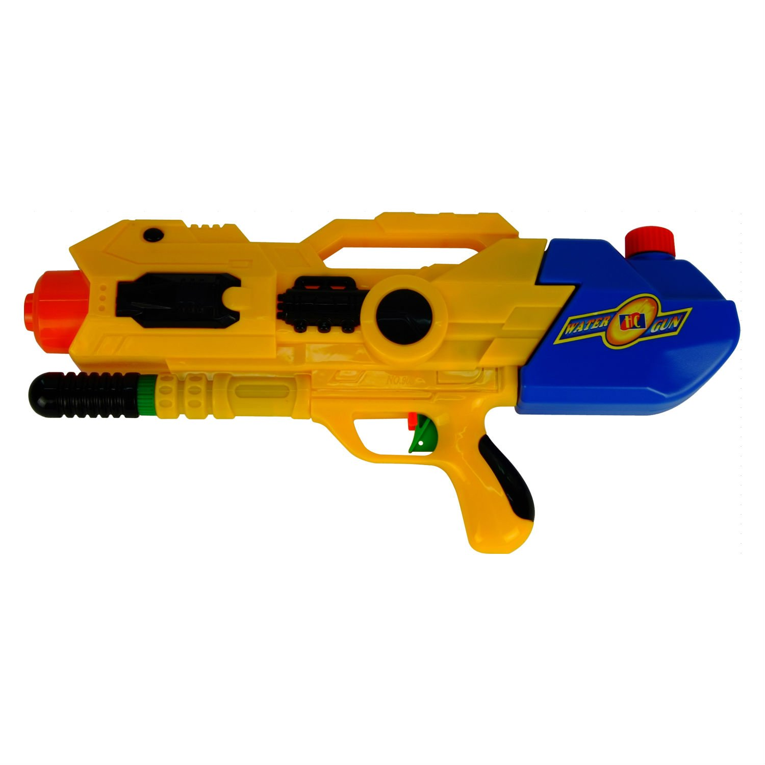 BSR Squirt Guns, Nozzle Squirt Water Shooters Air Pressure Water Gun Toy for Kids