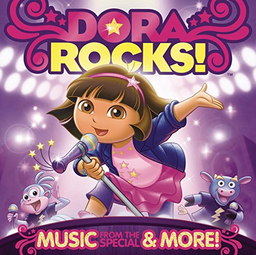 Dora Rocks: Music From the Special & More (Three Men And A Little Baby Soundtrack)