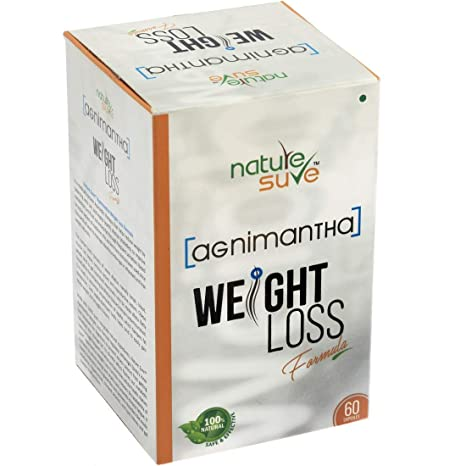 Nature Sure Agnimantha Weight Loss Formula For Men and Women- Full Review