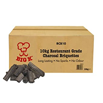 Big K Premium Grade Lumpwood Charcoal Boxed 14kg
