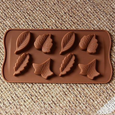 Compra XTXWEN® Molde de Silicona para Chocolate de Navidad, para Mascotas, Animales, Amor, Pescado, Dulces, día de San Valentín, Helado, Jalea en Amazon.es