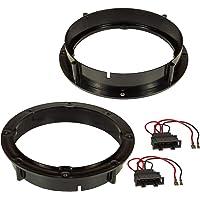 tomzz Audio 2857–003adaptador de altavoz anillos Cable