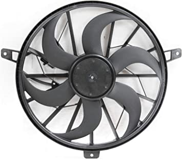 Cooling Fan Assembly for 99-03 Jeep Grand Cherokee
