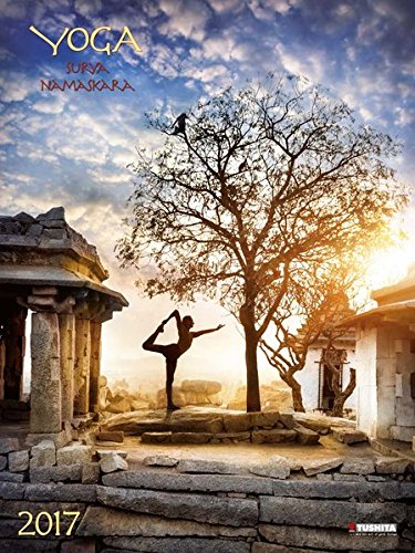 Yoga Surya Namaskara 2017: Kalender 2017 (Decor Calendars 45x60)