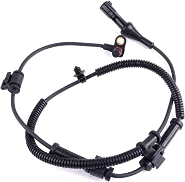 BAPMIC ABS Wheel Speed Sensor Front for Ford 6C3Z2C204BA