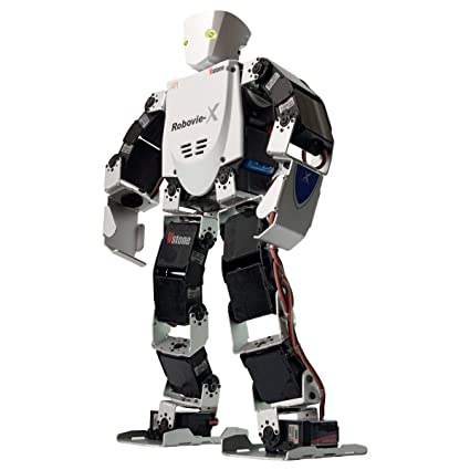 Amazon com: Biped Robot Kit Robovie-x: Toys & Games