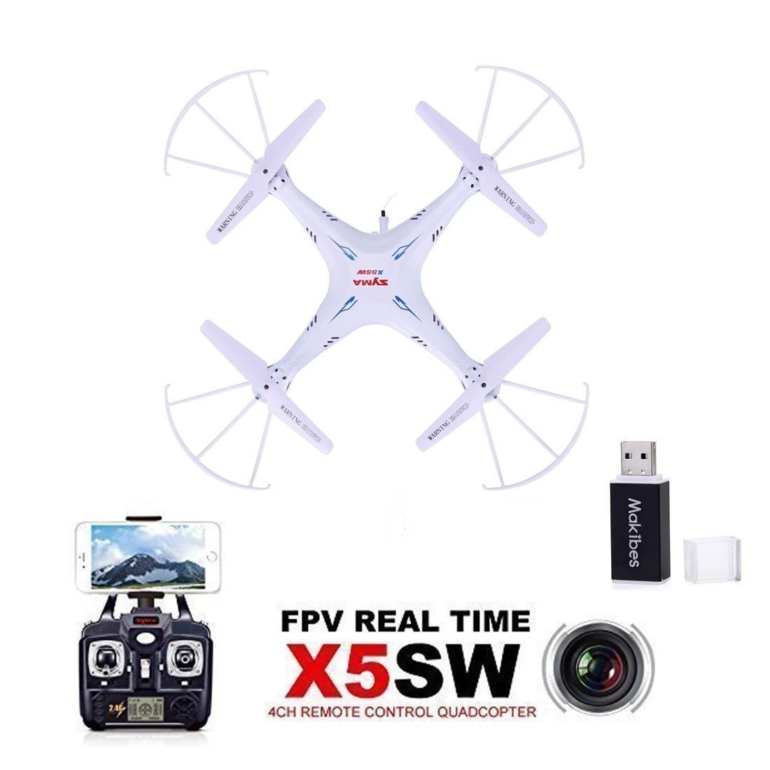 Syma x8hg RC Drone con 8 MP cámara HD altitud Hold Modo Headless ...