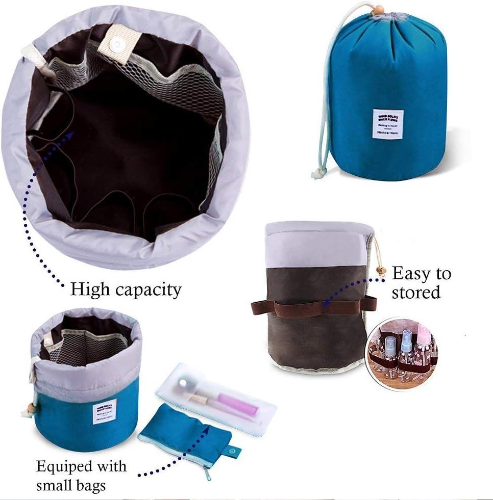 D.RoC 12pcs Travel Organizer Luggage Packing Cubes Clothes Storage Bag Waterproof Shoe Organizer Makeup Organizer Laundry Compression Pouches