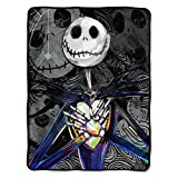 jack skellington blanket - Nightmare Before Christmas,