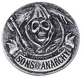 Sons of Anarchy Men's Debossed Belt Buckle