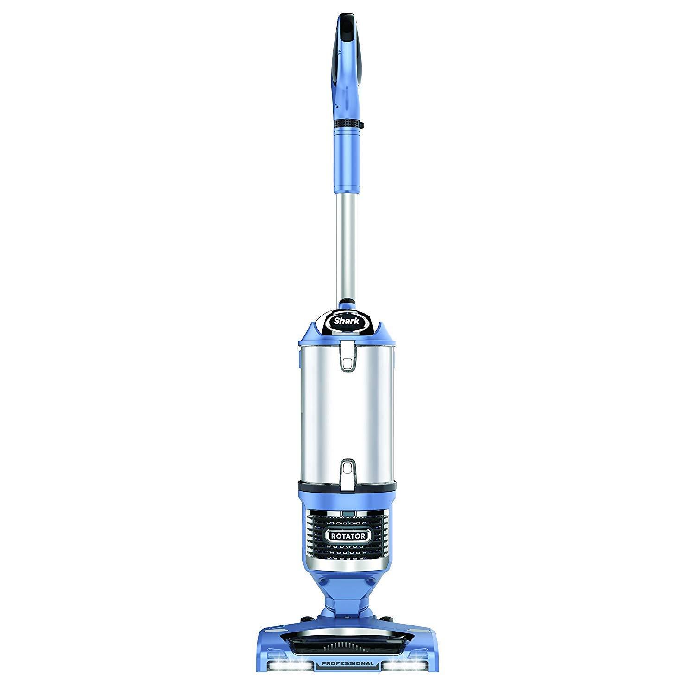 Shark Rotator Pro NV640BLREF XL Upright Vacuum, Blue (Renewed) by SharkNinja