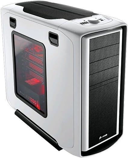 Corsair Graphite CC600TM - Caja de Ordenador (microATX, 4 bahías ...