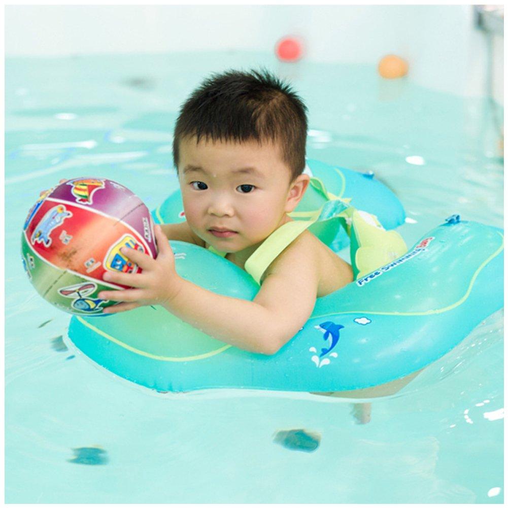 lpattern Baby schwimmreife flotador de natación Anillo para Baby hinchable anillos bebé (Seguridad, extra-large: Amazon.es: Deportes y aire libre