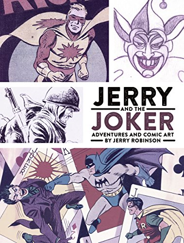 Jerry and the Joker: Adventures and Comic Art by Dark Horse Books