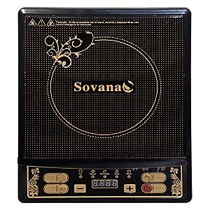 Sovana 2000 WATT INDUCTION COOKTOP (Black)