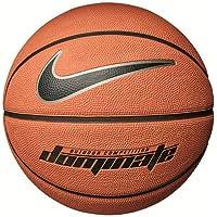 Nike Dominate Basket, Ambre/Black/MTLC Platinum, 6