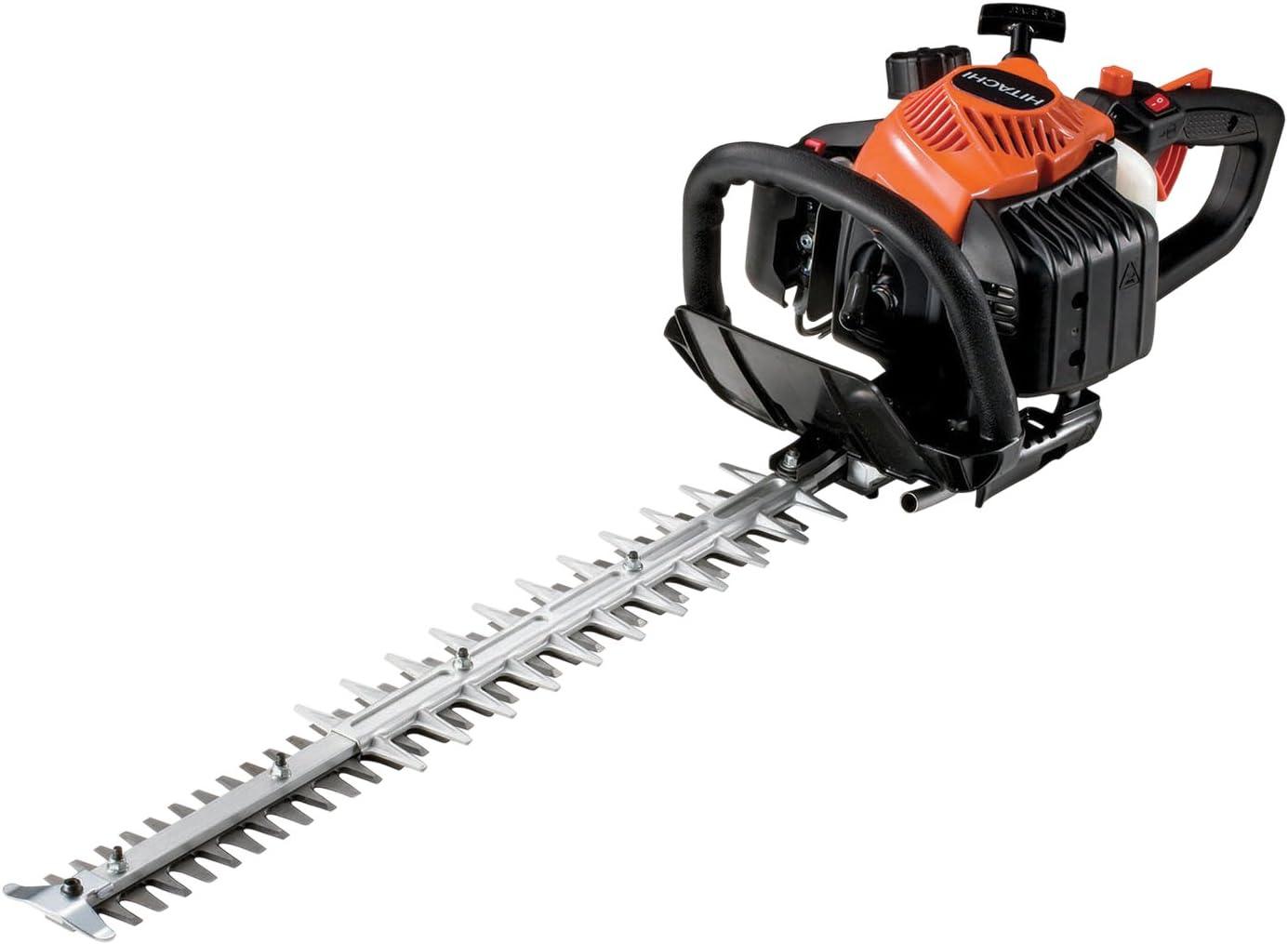 Hitachi CH22ECP2(LL) tijera - Cortasetos (1053 mm, 250 mm, 197 mm, 650 W) Naranja