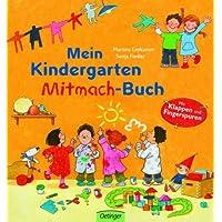 Mein Kindergarten-Mitmach-Buch