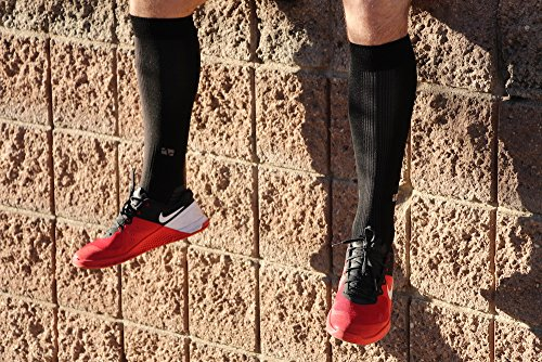 edf8a0b9be Vitalsox Matrix Training, Racing, Recovery Graduated Compression Elite  Performance Socks with Bacteria Resistant Silver