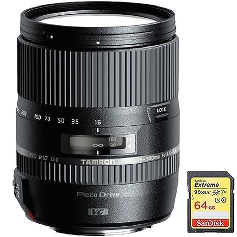 Review Tamron 16-300mm f/3.5-6.3 Di