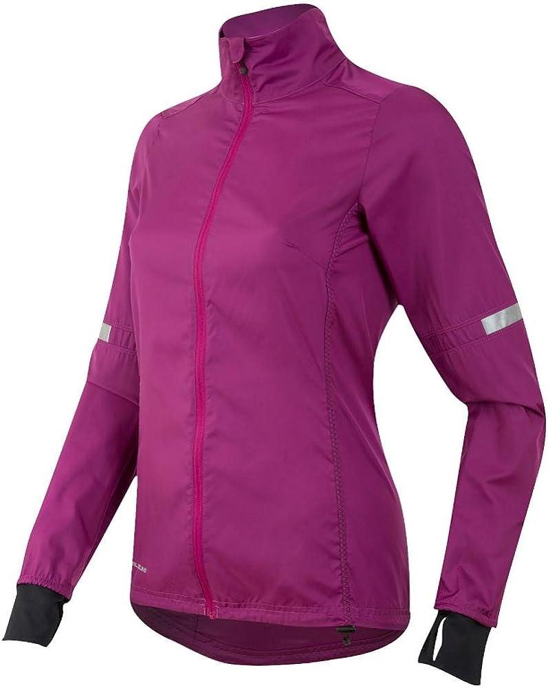 Large Pearl Izumi Women/'s Fly Running Jacket Run Purple Wine