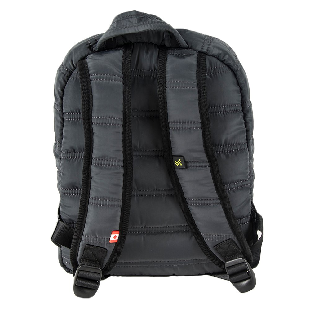 Amazon.com | Bubba Bags Canadian Design Backpack Matte Regular Cool Gray | Casual Daypacks