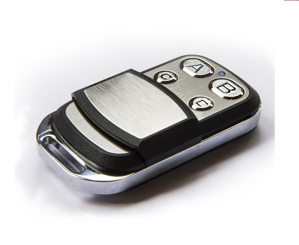 MHOUSE GTX4, TX4, GTX4C-Mando a distancia para emisor de sustitución del mando a distancia frecuencia 433,9 Mhz, de código keyfob