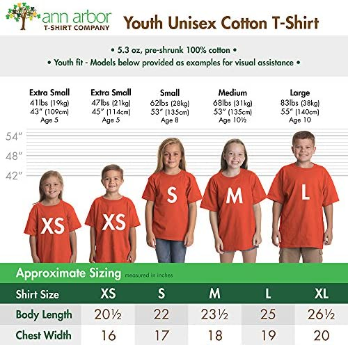 how big is a youth extra large jersey