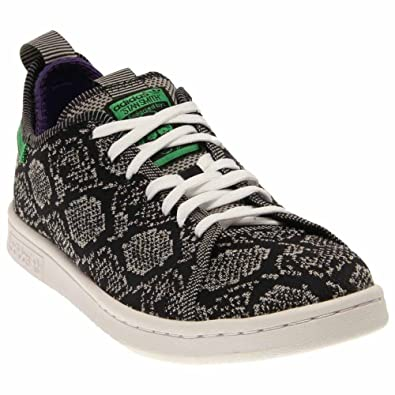 on sale 13f7b 9d4e3 adidas x CNCPTS Men Stan Smith EM (Black Clonix Purple)