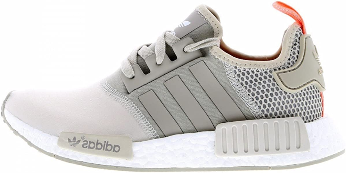 new product ceec6 c3b3a adidas Women NMD R1 (BrownClear BrownLight BrownSun Glow)