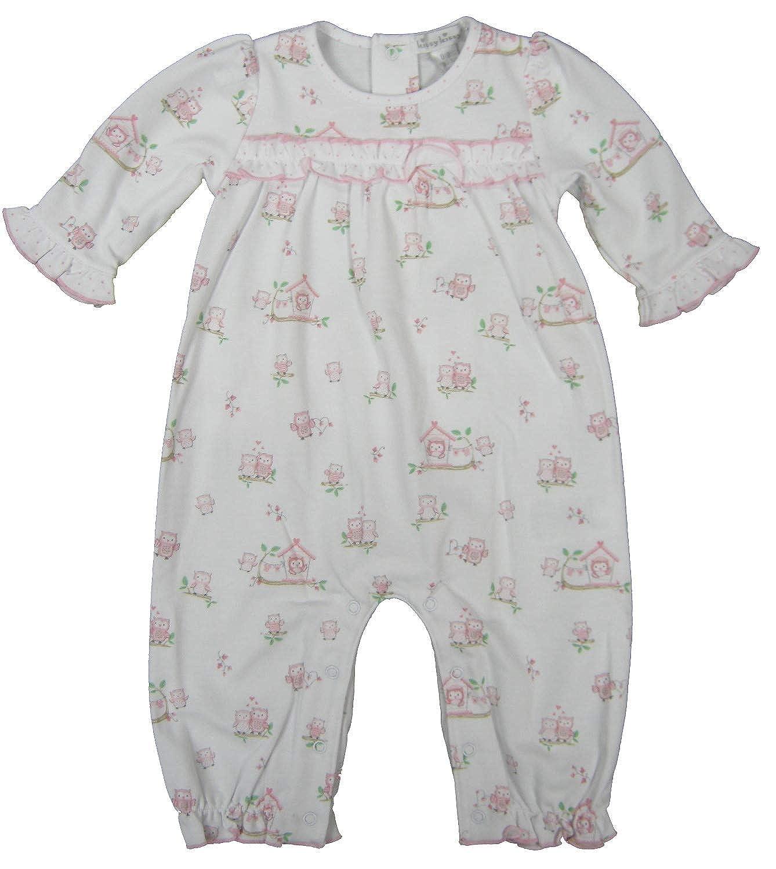 Kissy Kissy Baby-Girls Infant Wonderfully Wise Print Playsuit
