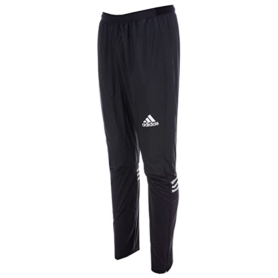 b32b9d416ac6 adidas Mens Mens Adizero Track Pants in Black - XL  adidas  Amazon.co.uk   Clothing