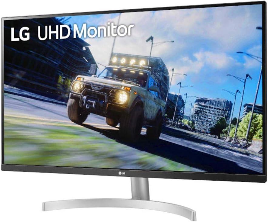 Monitor pc gaming lg 32 pollici  32un500 ultrahd 4k led 32UN500-W